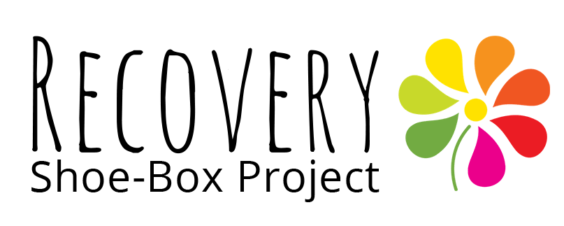 Recovery Shoe Box Project